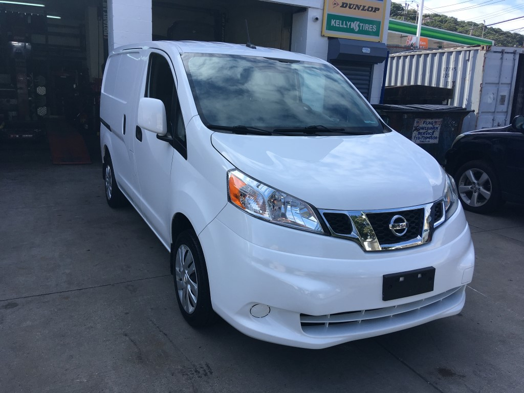 Used - Nissan NV200 SV Cargo Van for sale in Staten Island NY