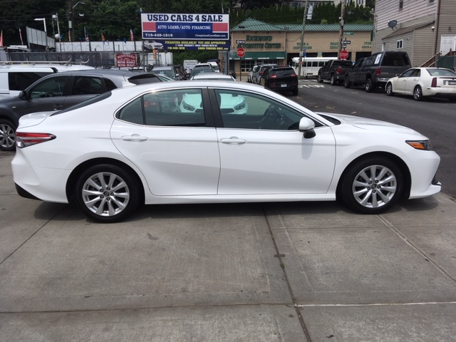 Used - Toyota Camry LE Sedan for sale in Staten Island NY