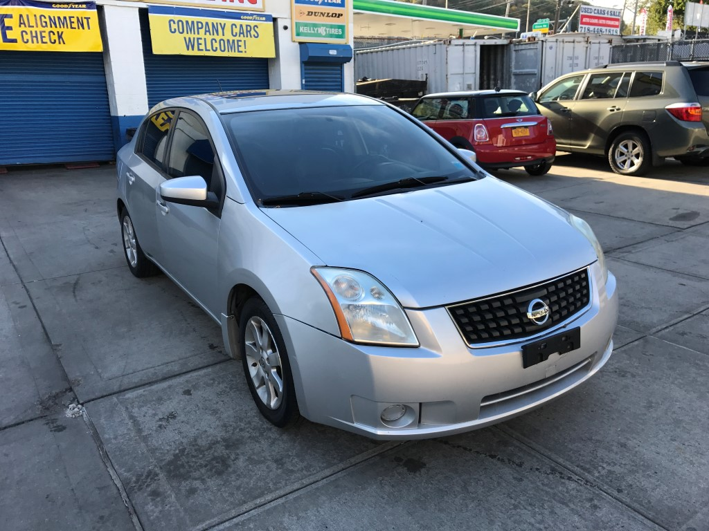 Used - Nissan Sentra SL Sedan for sale in Staten Island NY
