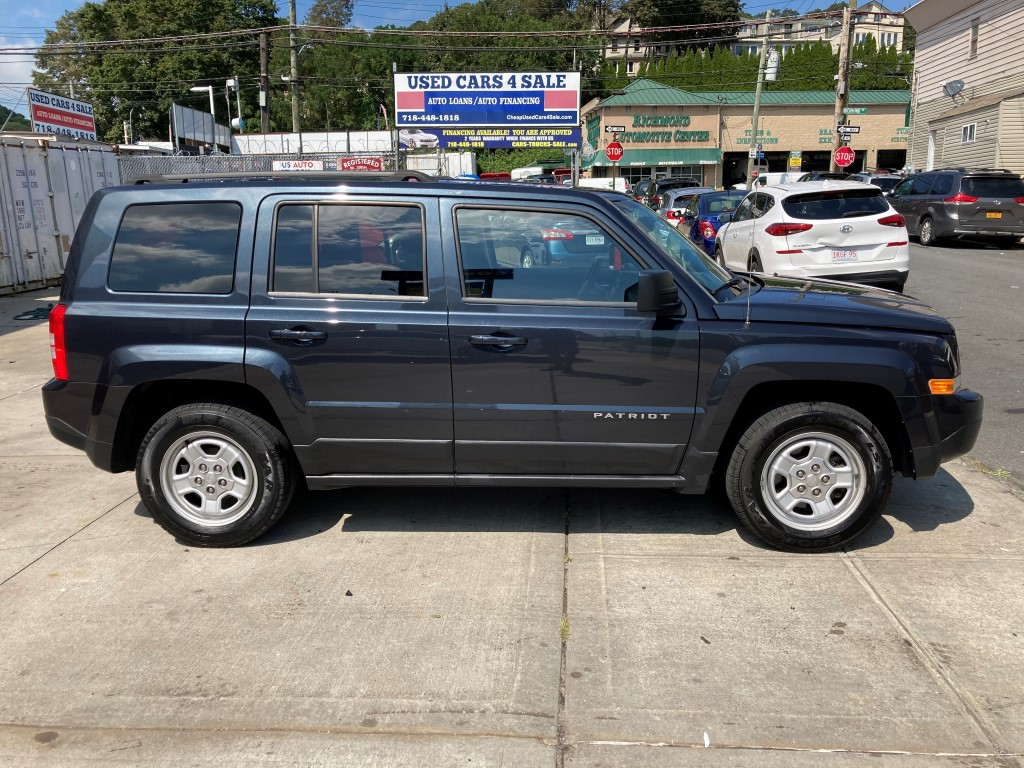 Used - Jeep Patriot Sport SUV for sale in Staten Island NY