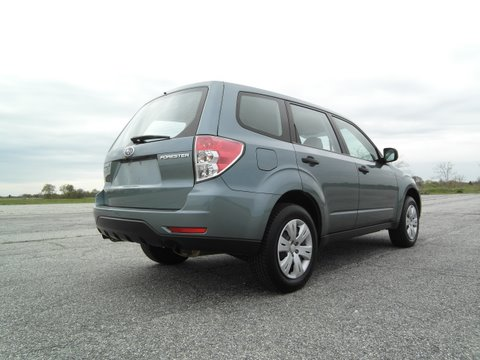 offers used car for sale 2009 subaru forester 2 5x 14. Black Bedroom Furniture Sets. Home Design Ideas