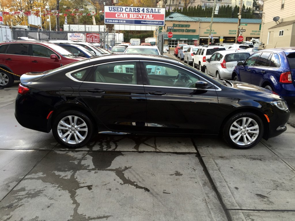 used 2015 chrysler 200 limited sedan 10. Cars Review. Best American Auto & Cars Review