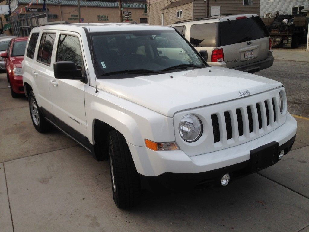 used 2012 jeep patriot sport utility $11,990.00
