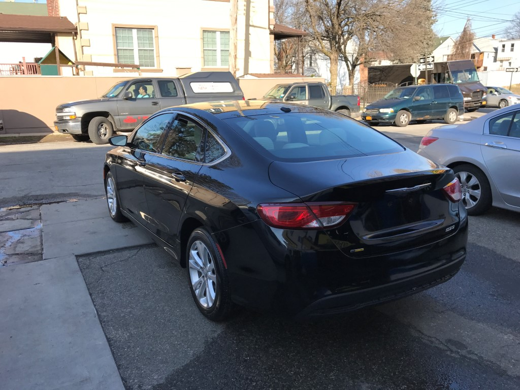 used 2015 chrysler 200 limited sedan 11. Cars Review. Best American Auto & Cars Review