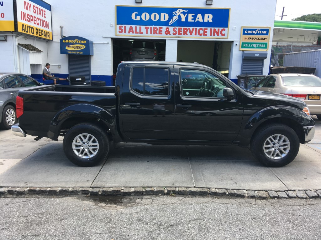 Used - Nissan Frontier SV 4x4 Crew Cab Truck for sale in Staten Island NY