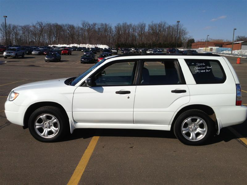offers used car for sale 2006 subaru forester x sport utility awd. Black Bedroom Furniture Sets. Home Design Ideas