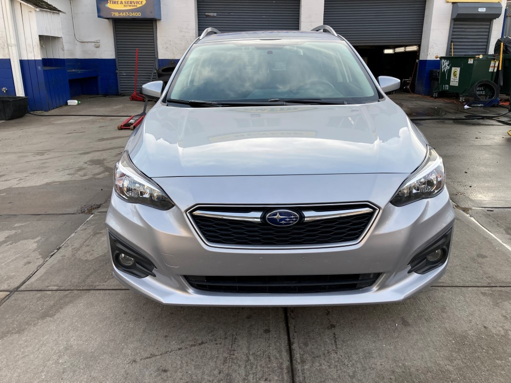 Used - Subaru Impreza Premium AWD Wagon for sale in Staten Island NY