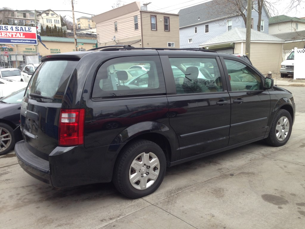 used car for sale 2008 dodge grand caravan minivan 7. Cars Review. Best American Auto & Cars Review