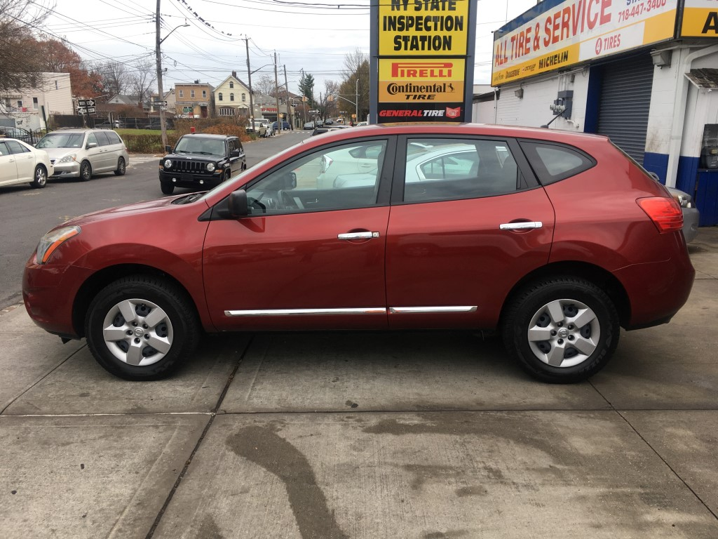 Used - Nissan Rogue Select S AWD Wagon for sale in Staten Island NY