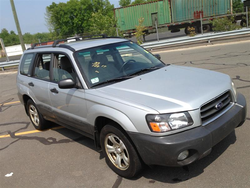 offers used car for sale 2003 subaru forester x sport utility 4. Black Bedroom Furniture Sets. Home Design Ideas