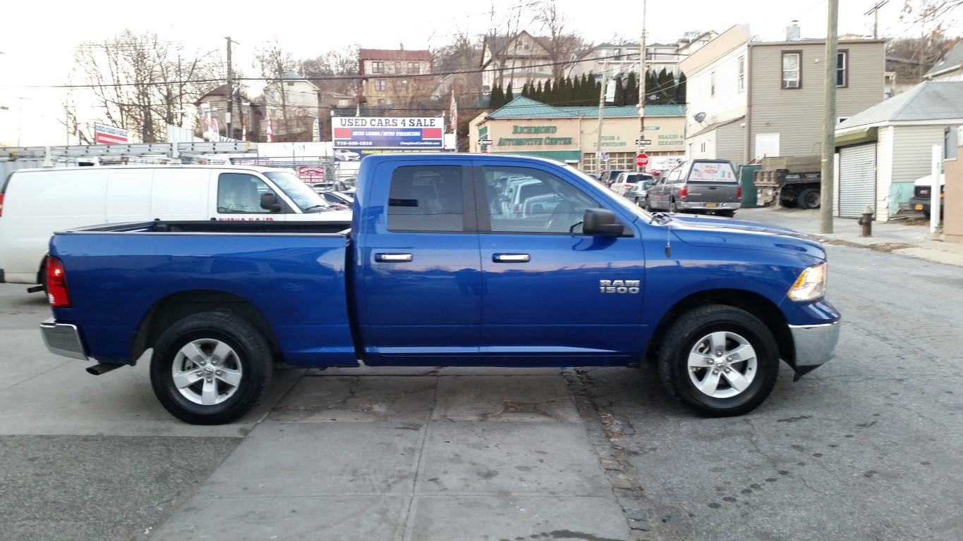 Used - RAM 1500 SLT 4X4 QUAD CAB Truck for sale in Staten Island NY