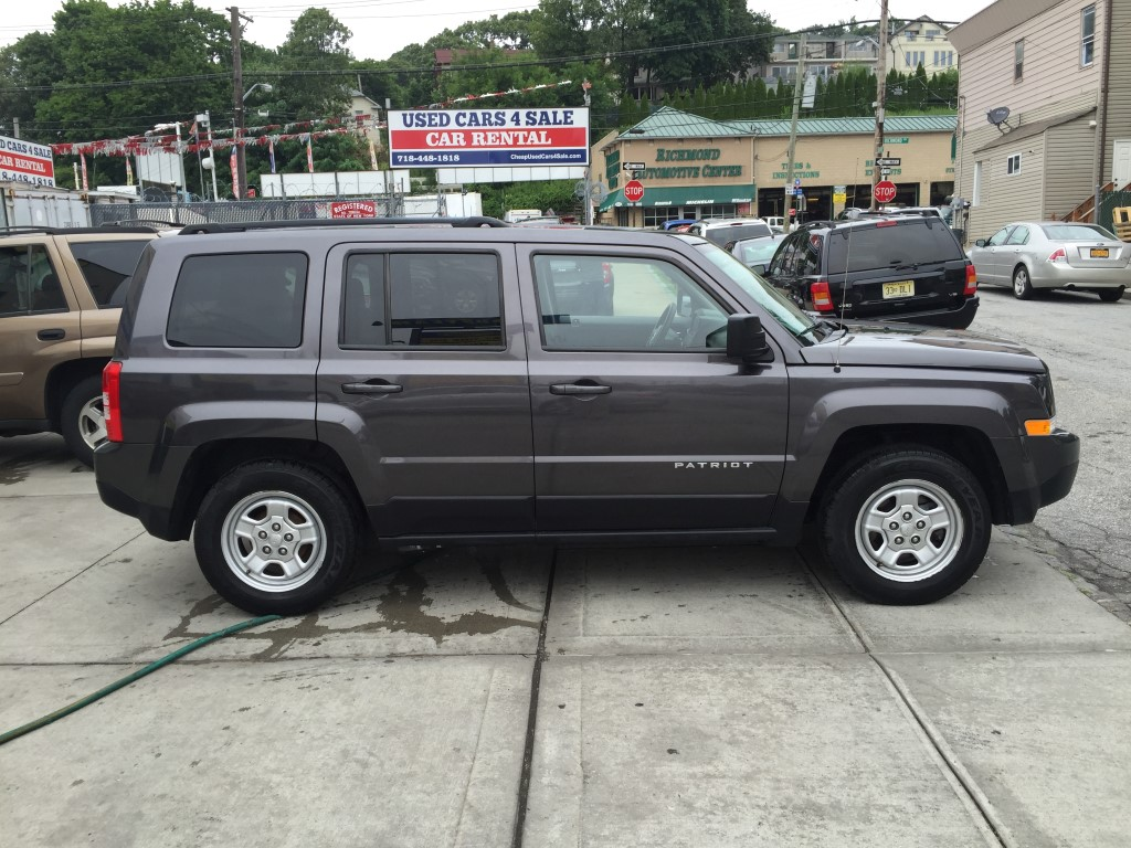 Used 2014 Jeep Patriot Sport Suv 11 590 00