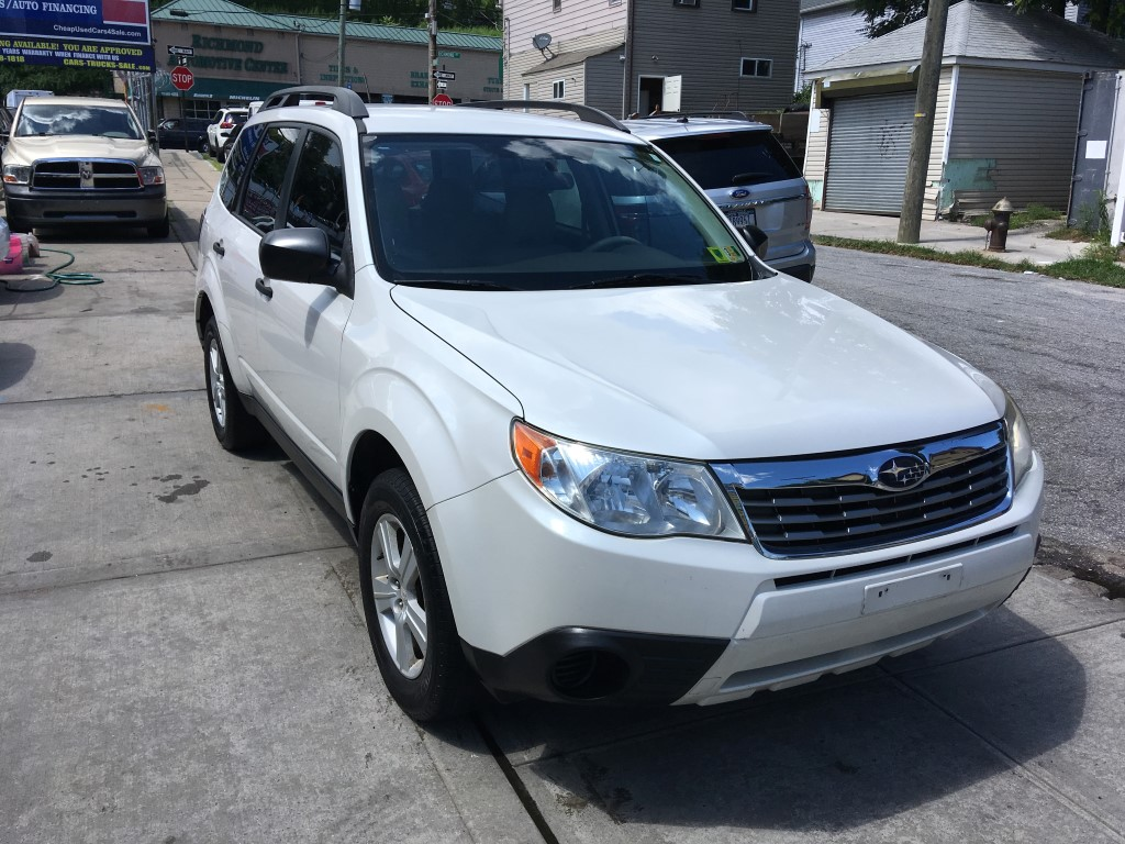 Used - Subaru Forester 2.5X AWD SUV for sale in Staten Island NY