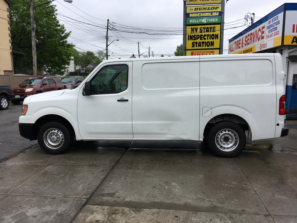 Used - Nissan NV 1500 S Cargo Van for sale in Staten Island NY