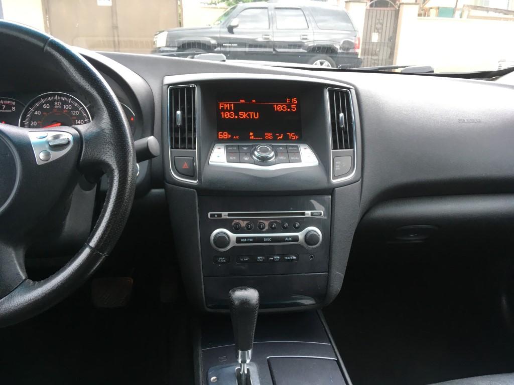 Used - Nissan Maxima SV Sedan for sale in Staten Island NY
