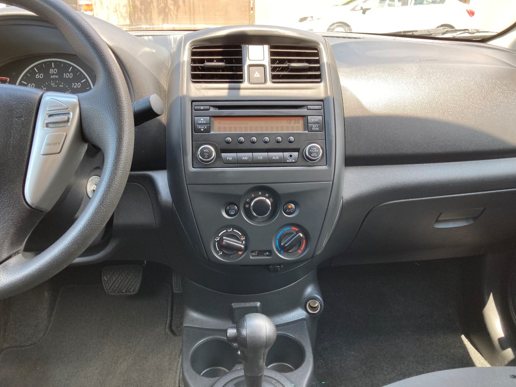 Used - Nissan Versa S Plus Sedan for sale in Staten Island NY