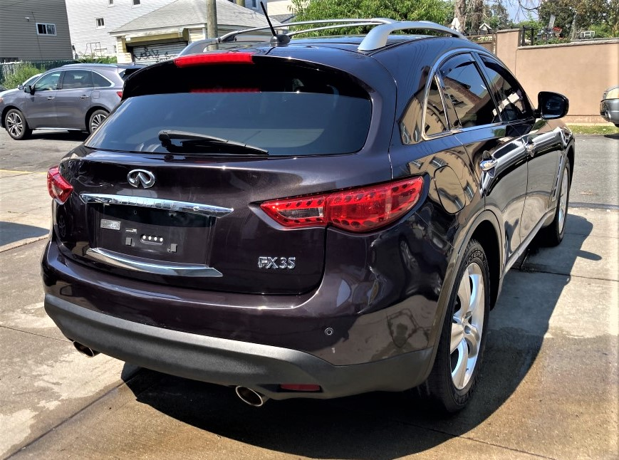 Used - Infiniti FX35 AWD SUV for sale in Staten Island NY