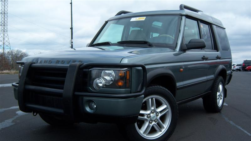 Used 2004 Land Rover Discovery SE7 4WD Sport Utility $7,690.00