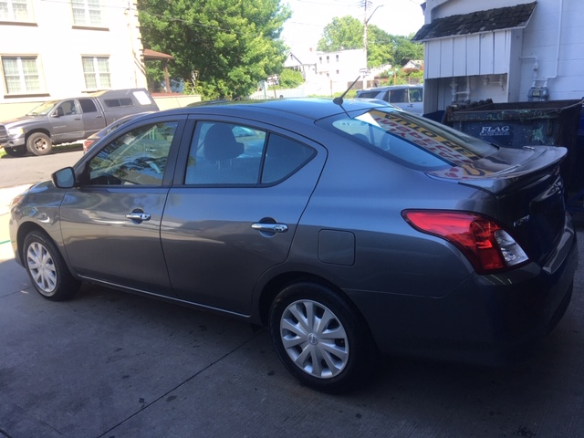Used - Nissan Versa SV Sedan for sale in Staten Island NY