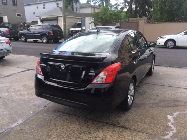 Used - Nissan Versa SV Limited Sedan for sale in Staten Island NY