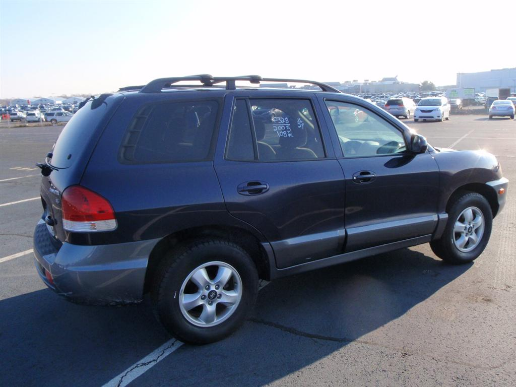 cheapusedcars4sale.com offers used car for sale - 2005 ... 2005 hyundai santa fe shipping transport fuse