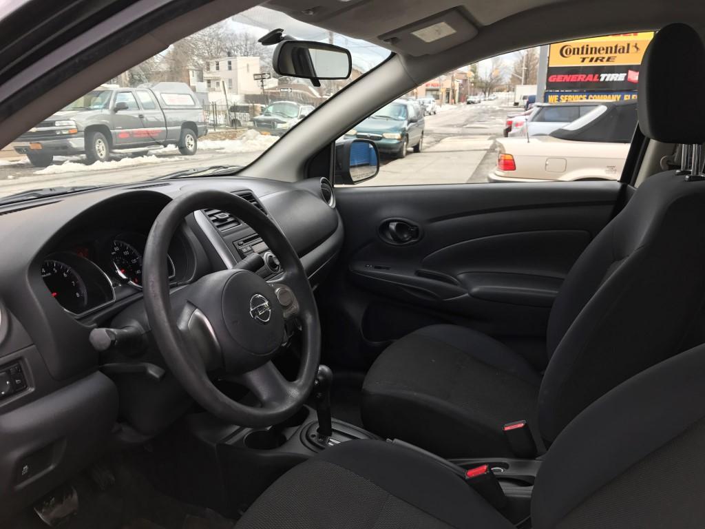 Used - Nissan Versa SV Sedan for sale in Staten Island NY