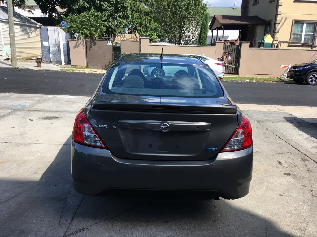 Used - Nissan Versa Sedan for sale in Staten Island NY