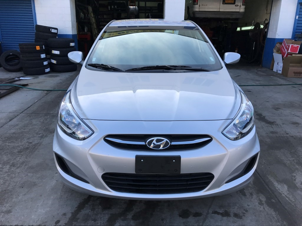 Elantra Gls 2015 >> Used 2015 Hyundai Accent GLS Sedan $9,490.00