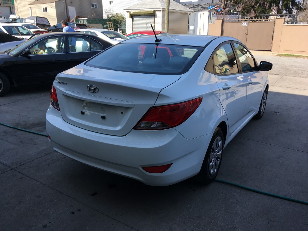 Used - Hyundai Accent GLS Sedan for sale in Staten Island NY