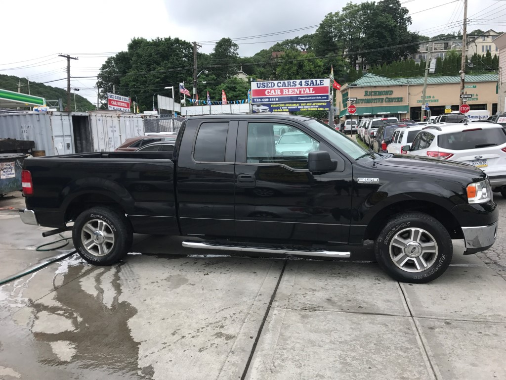 Used - Ford F-150 XLT Truck for sale in Staten Island NY