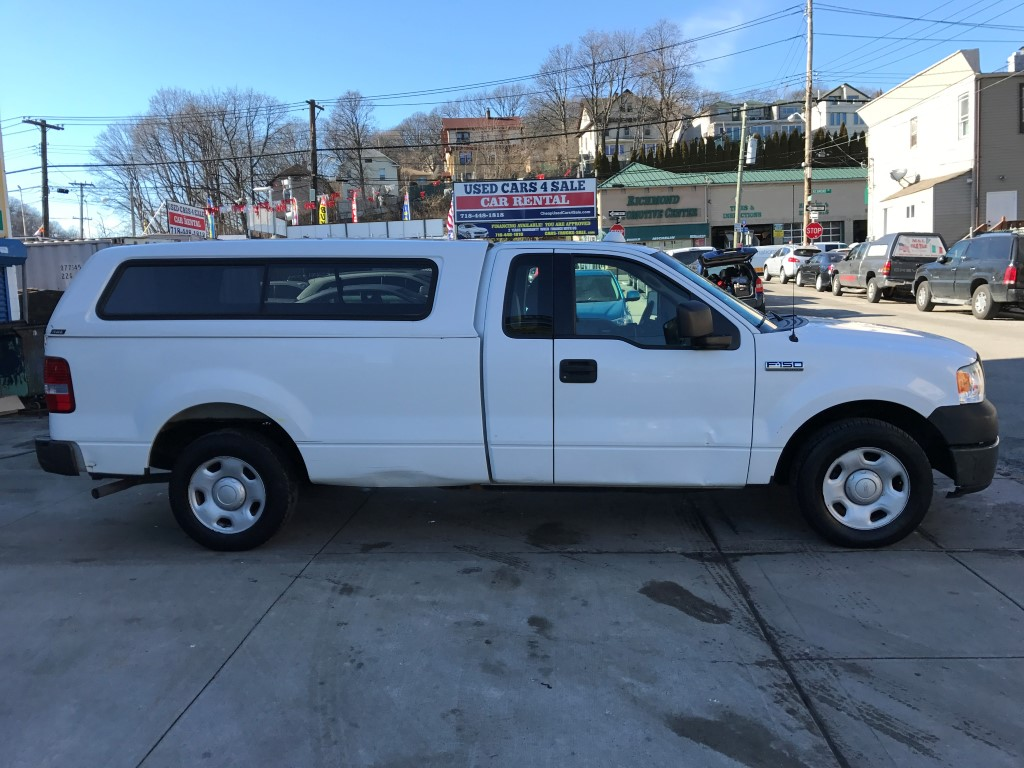 Used Ford F 150 For Sale In Rochester Ny: Used 2006 Ford F-150 XL Truck $7,490.00
