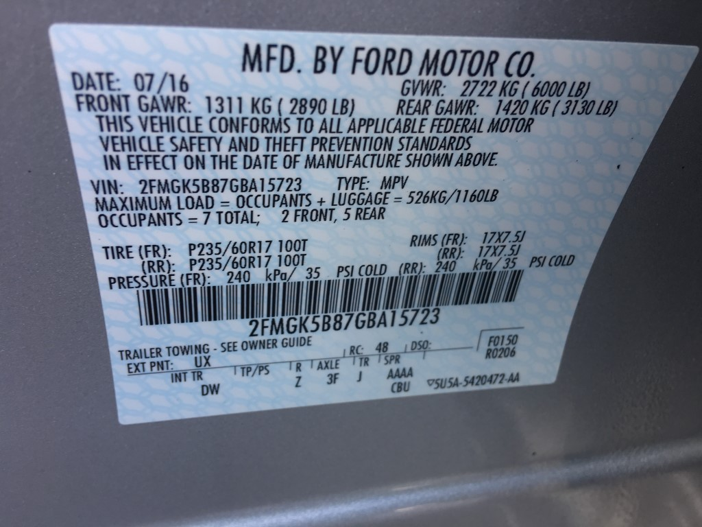 Used - Ford Flex SE Wagon for sale in Staten Island NY