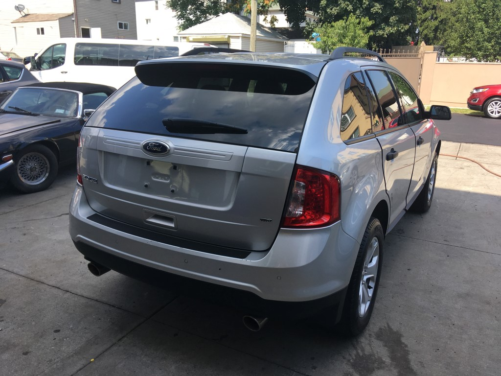 Used - Ford Edge SE AWD SUV for sale in Staten Island NY