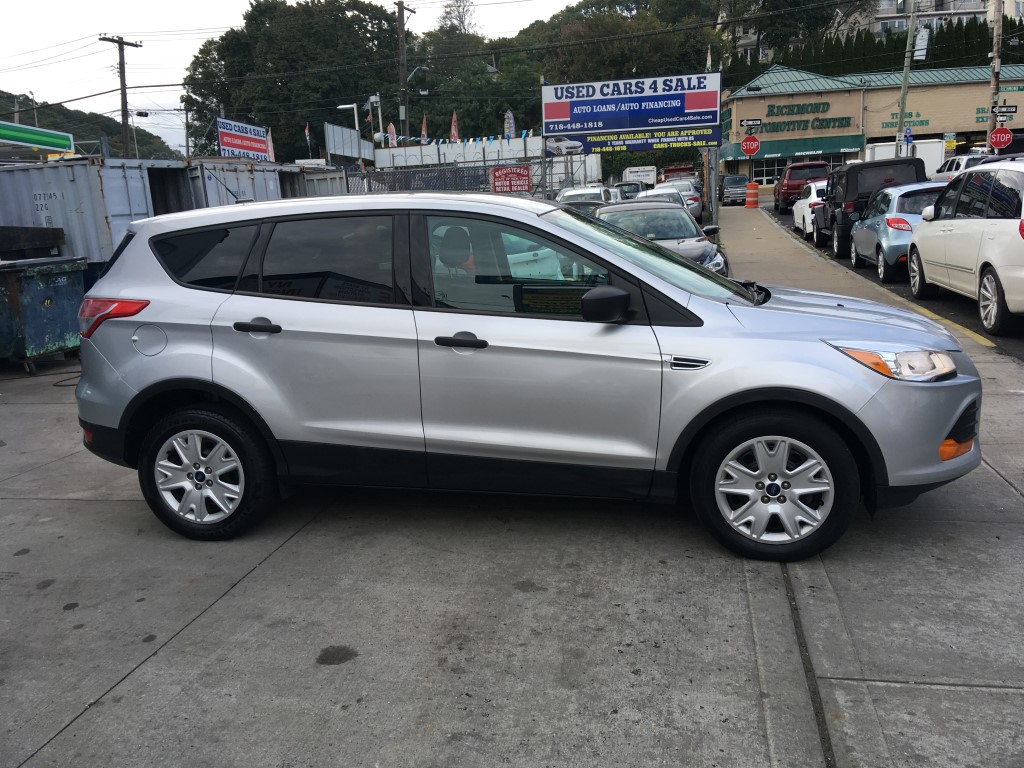 Used - Ford Escape S SUV for sale in Staten Island NY