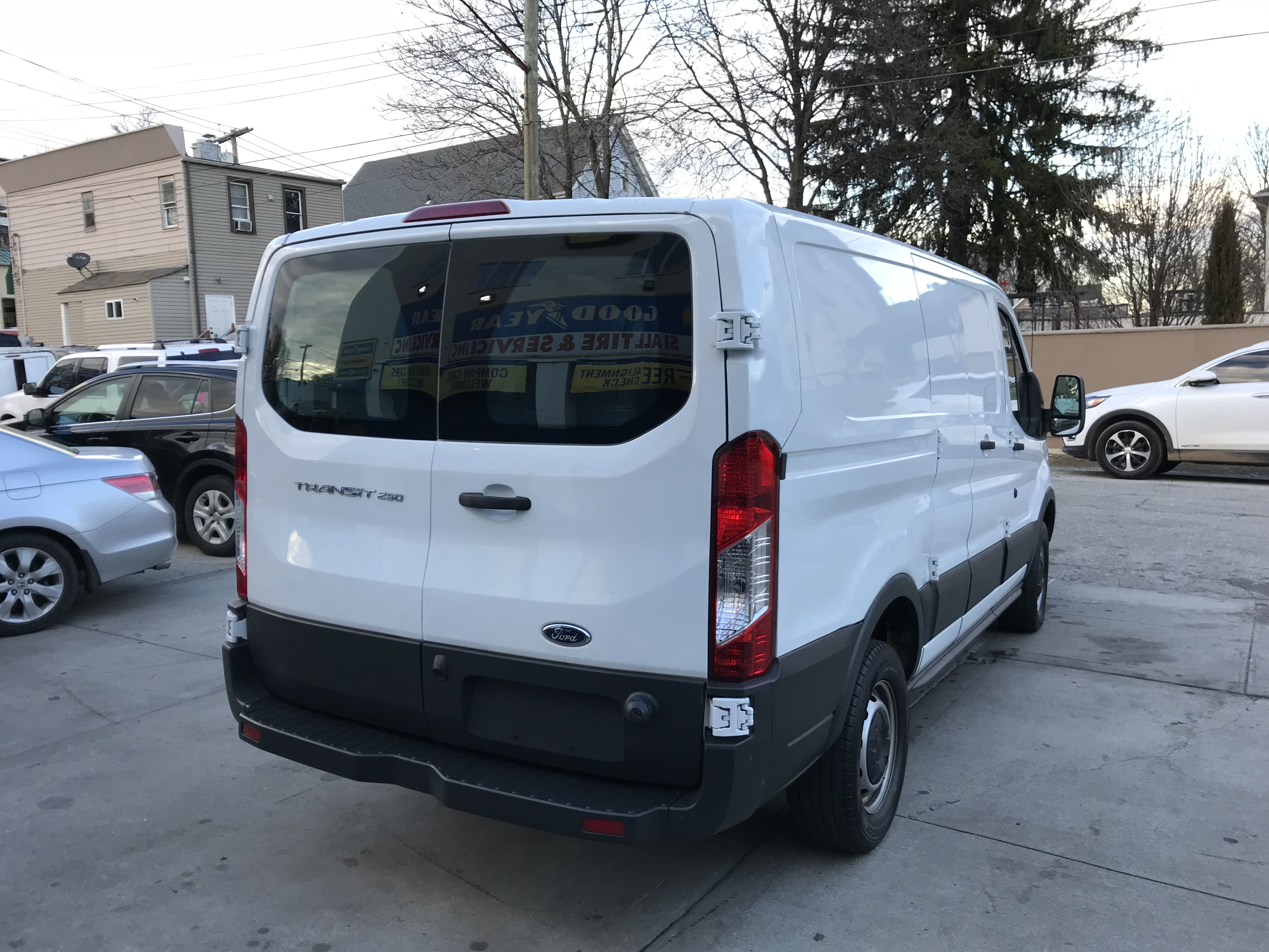 Used - Ford Transit Cargo Van for sale in Staten Island NY
