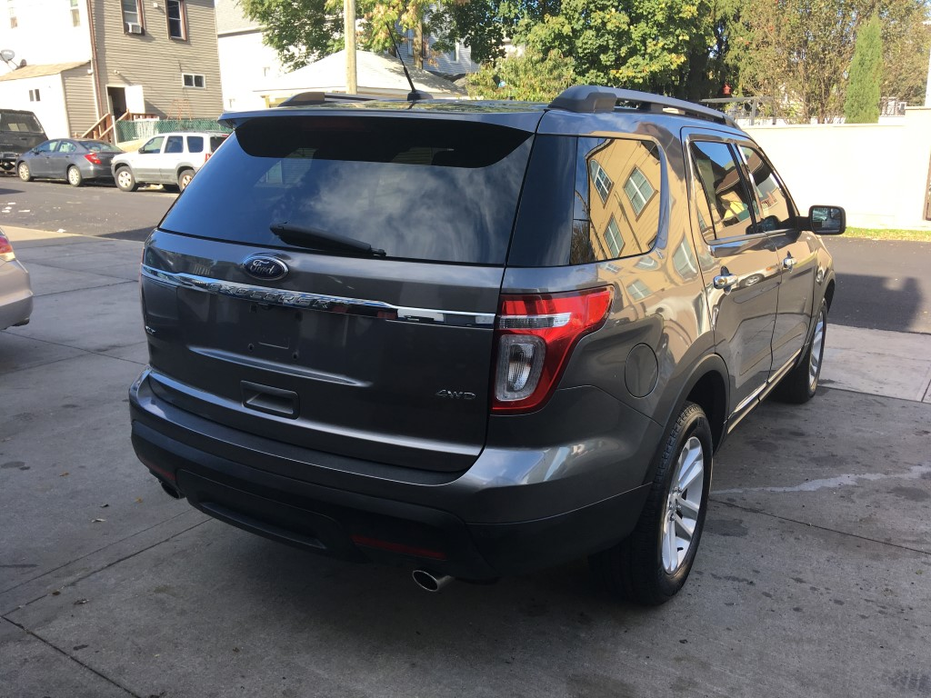 Used - Ford Explorer XLT AWD SUV for sale in Staten Island NY