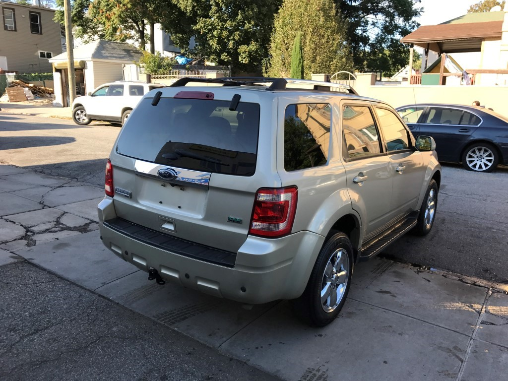 Used - Ford Escape Limited AWD SUV for sale in Staten Island NY