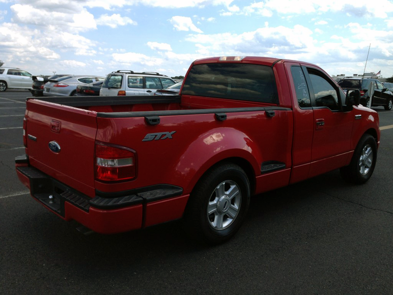Used Ford F 150 For Sale In Rochester Ny: Used 2006 Ford F150 STX $6,990.00
