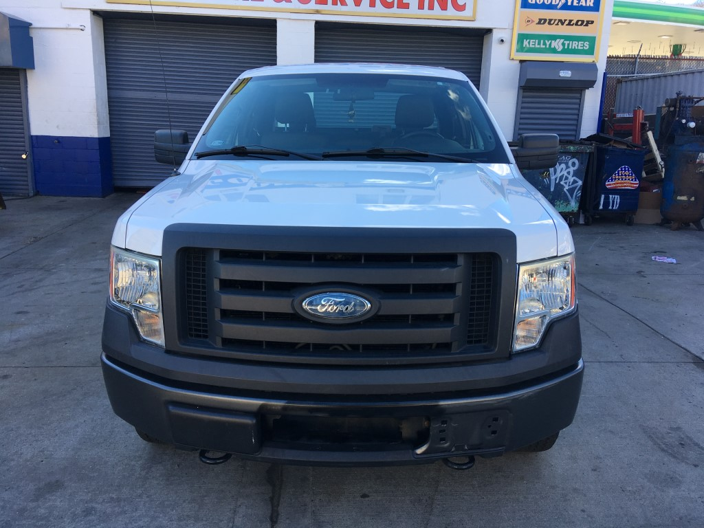 Used - Ford F-150 XL 4x4 SuperCab Truck for sale in Staten Island NY