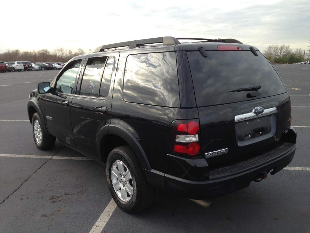 2007 ford explorer xlt sport utility for sale in brooklyn ny. Cars Review. Best American Auto & Cars Review
