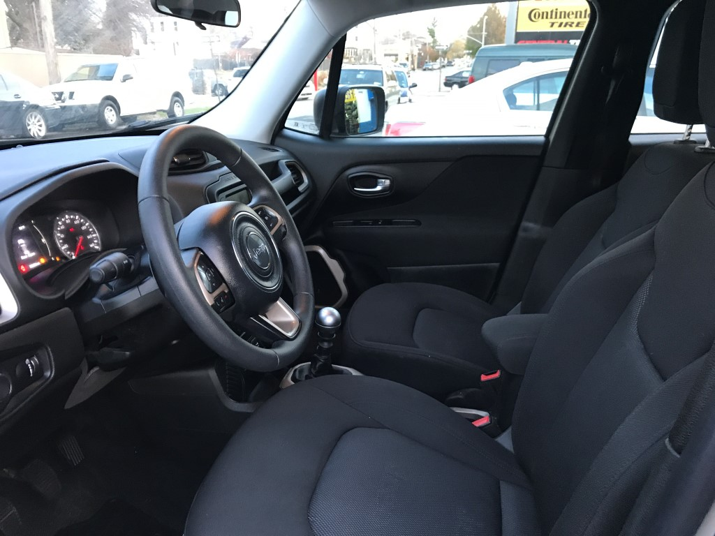 Used - Jeep Renegade Sport SUV for sale in Staten Island NY