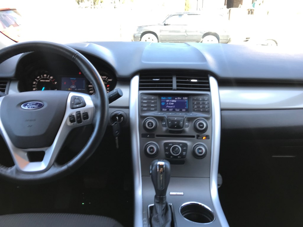 Used - Ford Edge Sel AWD SUV for sale in Staten Island NY