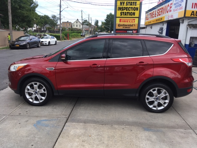 Used - Ford Escape SEL SUV for sale in Staten Island NY