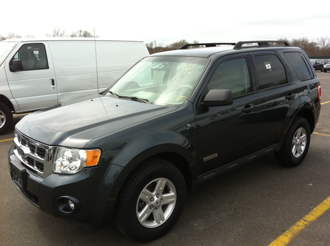 used 2008 ford escape hybrid sport utility 13. Black Bedroom Furniture Sets. Home Design Ideas