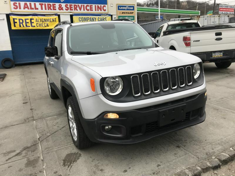 Used - Jeep Renegade Limited Latitude 4x4 SUV for sale in Staten Island NY