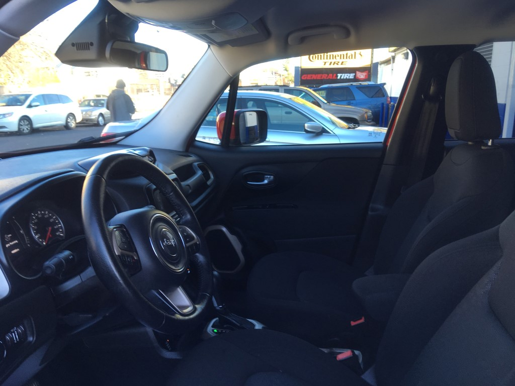 Used - Jeep Renegade Latitude 4x4 SUV for sale in Staten Island NY