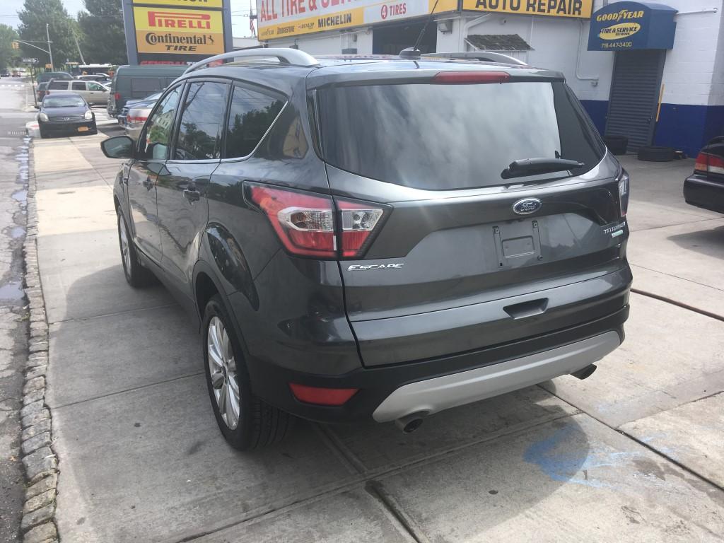 Used - Ford Escape Titanium SUV for sale in Staten Island NY