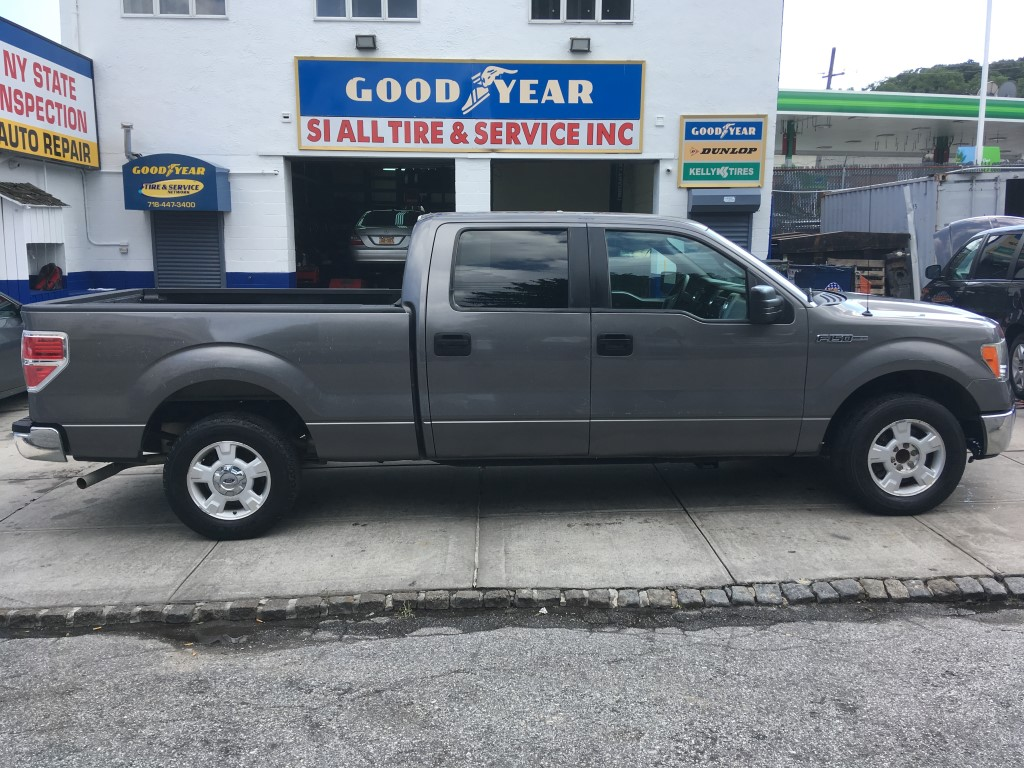 Used - Ford F-150 XLT Crew Cab Truck for sale in Staten Island NY