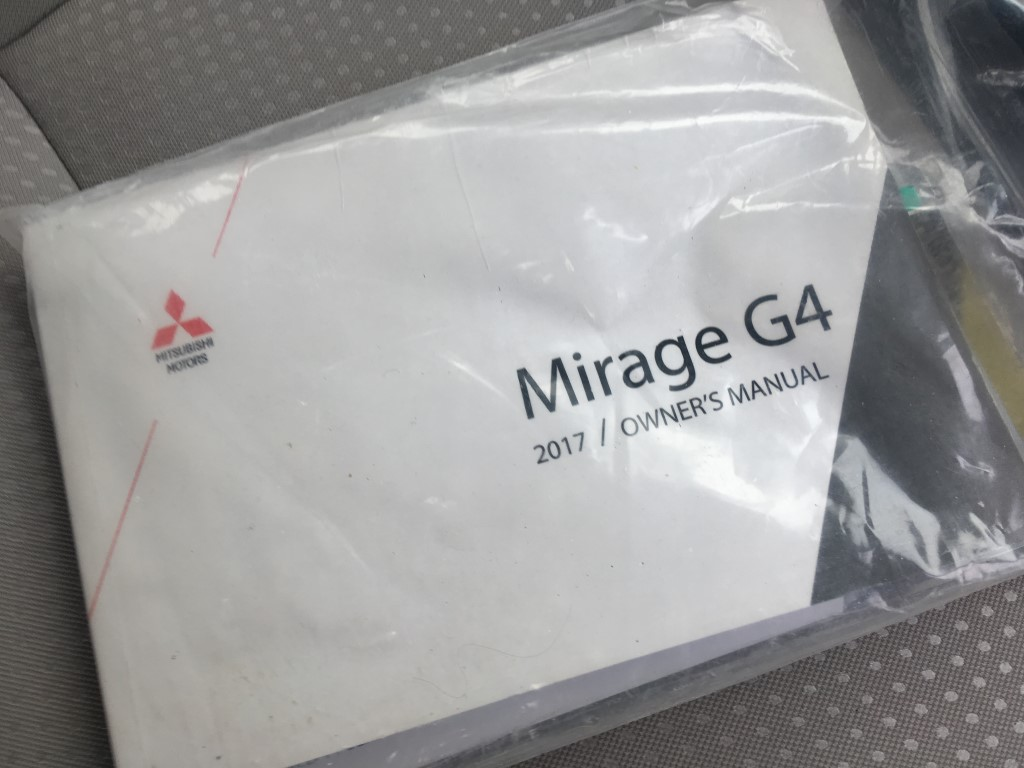 Used - Mitsubishi Mirage G4 ES Sedan for sale in Staten Island NY