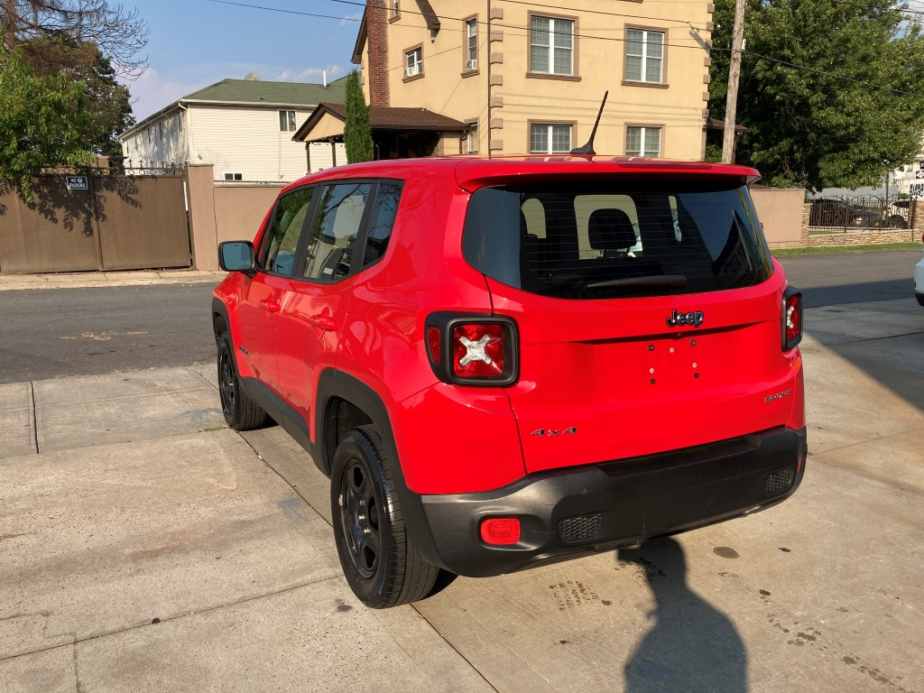 Used - Jeep Renegade Sport 4x4 SUV for sale in Staten Island NY